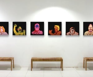 NES Pro Wrestling Prints: A Portrait is You!