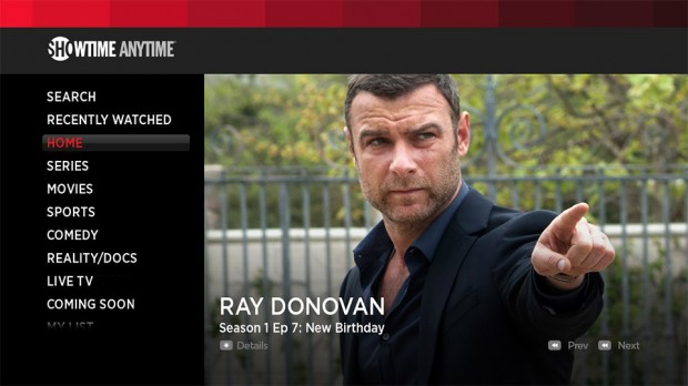 ray donovan showtime anytime roku 620x348