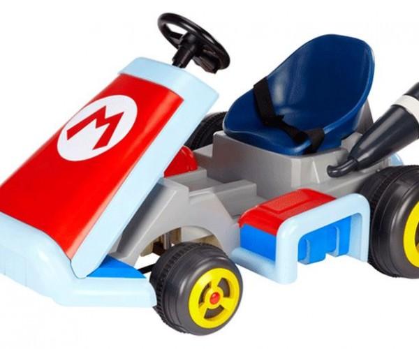 Real Life Mario Kart Coming Soon