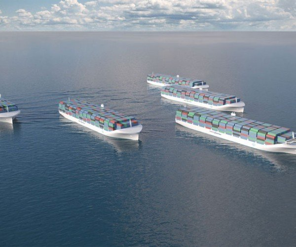 Rolls-Royce Shows off Drone Ships That Could Revolutionize Shipping on the Oceans