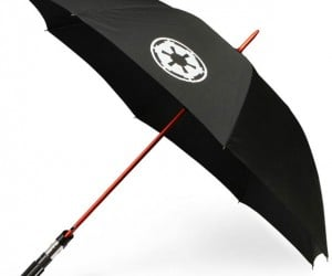 Star Wars Lightsaber Umbrellas:  Saberellas?