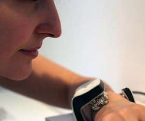 Scent Rhythm Watch Lets You Smell What Time It Is