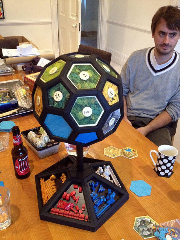 settlers of catan catanosphere by PenfoldPlant 2