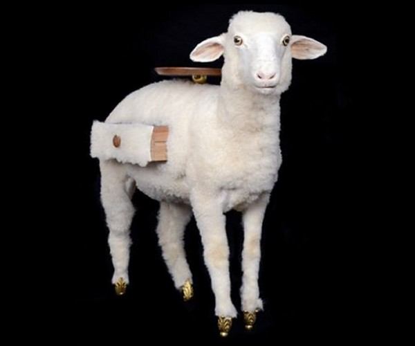 Sheep Bedside Tables Are Sheer Insanity