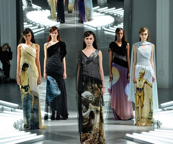 Star Wars Hits the Runway at NY Fashion Week