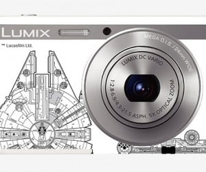 Panasonic Channels the Force with Star Wars Lumix Cameras and Notebook Covers