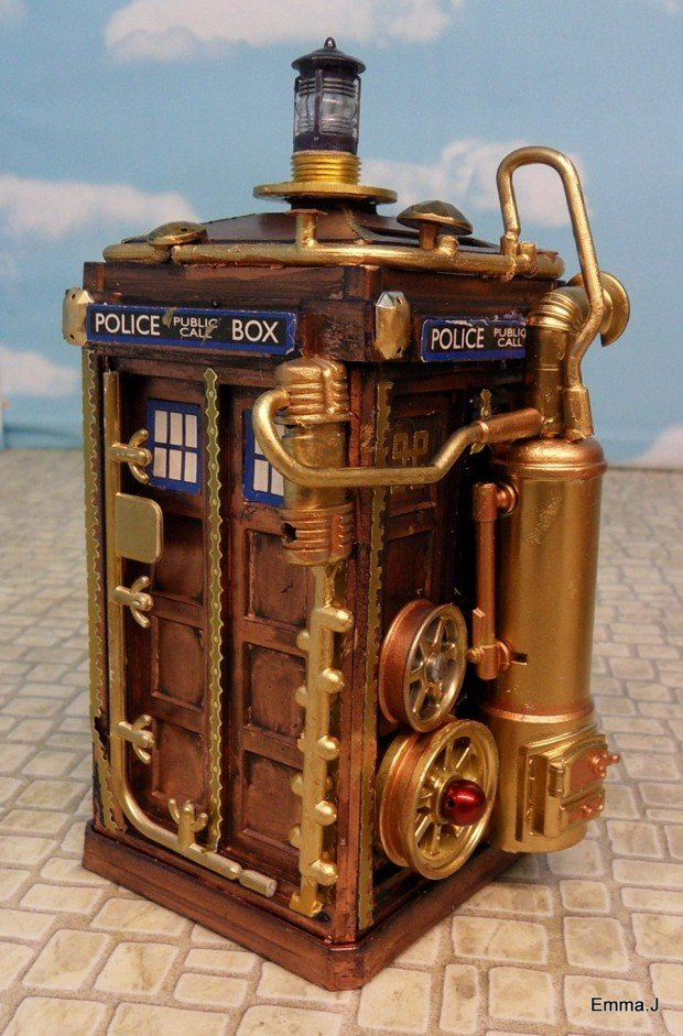 steampunk doctor who1