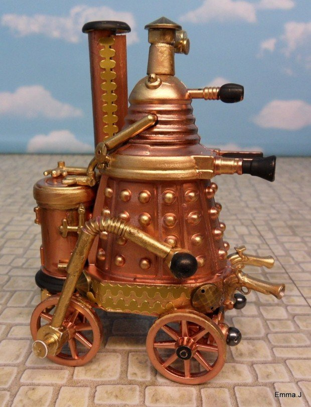 steampunk doctor who2 620x813
