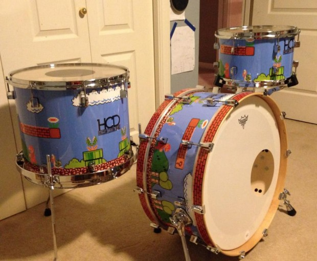 super mario bros drum kit 620x510