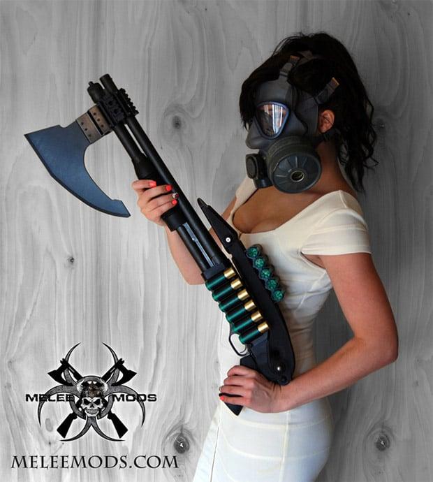 tact axe shotgun