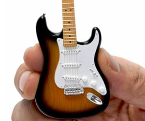 Tiny Guitars are Finger Pluckin' Insane