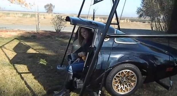 trans am swing