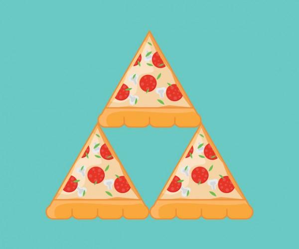 Tri-Pizza: Wisdom, Courage, Pepperoni