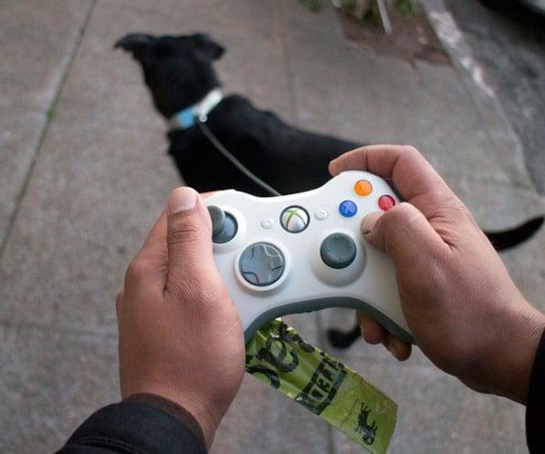 Xbox 360 Controller Dog Leash: Pet Simulator