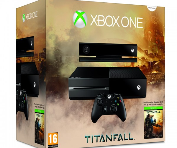 Xbox One Titanfall Bundle Gets US Price Cut