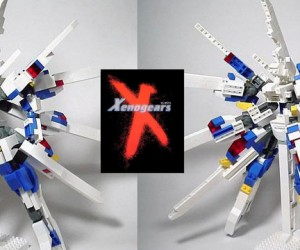 LEGO Xenogears Concept: Weltall Order