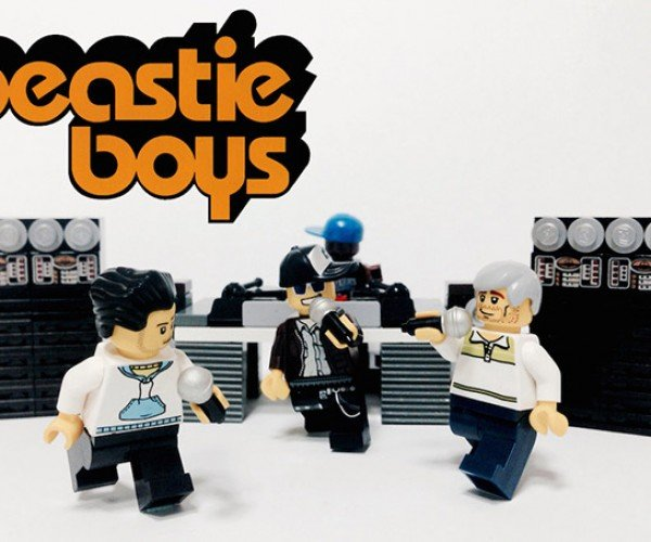 20 Famous Bands Immortalized In LEGO