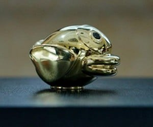 Solid Gold Flappy Bird Figurine Worth Its Weight In Gold