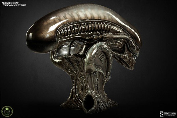 alien legendary scale big chap bust by sideshow collectibles 4 620x413