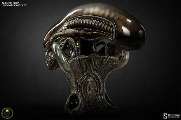 alien legendary scale big chap bust by sideshow collectibles 5 620x413