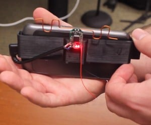 AllSee Low-power Sensor Uses Ambient Radio Signals to Detect Gestures