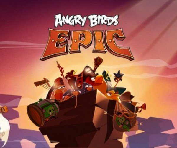 Angry Birds Epic Tipped to Be a Turn-Based Strategy RPG