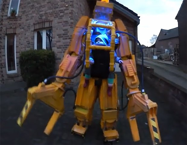 baby alien power loader