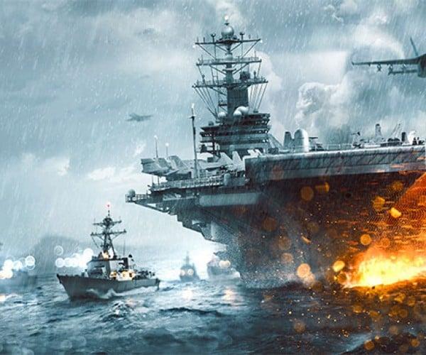 Battlefield 4 Naval Strike DLC Adds Maps, Aircraft Carrier Assault Mode