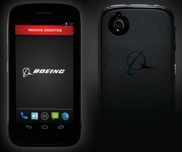 Boeing Black Smartphone Bricks Itself When Tampered with
