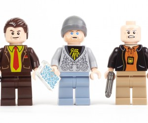 Breaking Bad LEGO Minifigs: Yeah, Bricks!