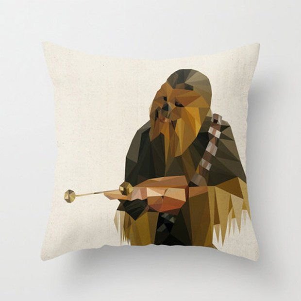 chewbacca pillow