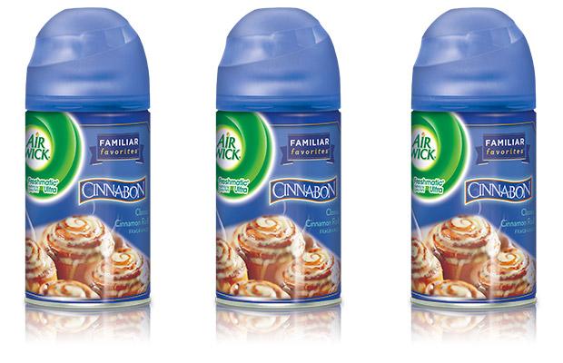 cinnabon air fresheners 1