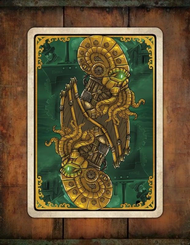 cthulhu cards