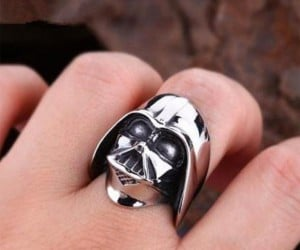 Darth Vader Ring, One Sith to Rule Them All