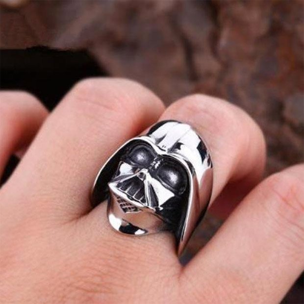 Darth Vader Ring, One Sith to Rule Them All - Technabob