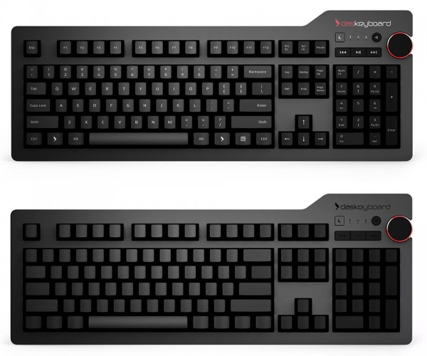 Das Keyboard 4 Offers the Ultimate in Clicky Mechanical Keys