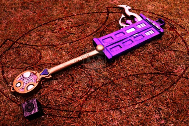 doctor who key