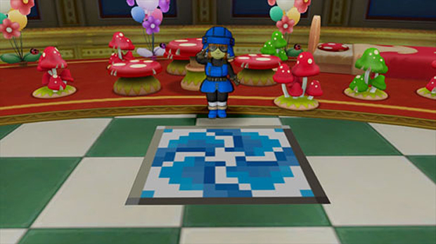 dragon quest floor mat 5