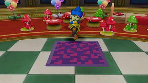 dragon quest floor mat 7