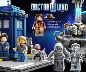 LEGO Doctor Who Hits Cuusoo, Vote Now!