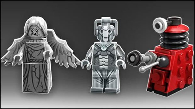 Lego Doctor Who Hits Cuusoo Vote Now