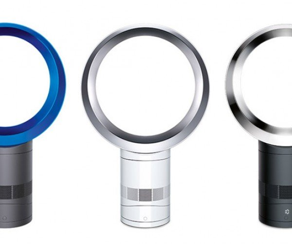 Dyson Air Multiplier Second Generation Fans are Much Quieter… and Still Expensive