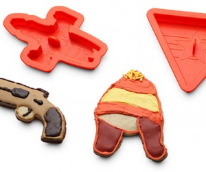 Firefly Cookie Cutters Offer the Serenity of Tasty Fresh Cookies