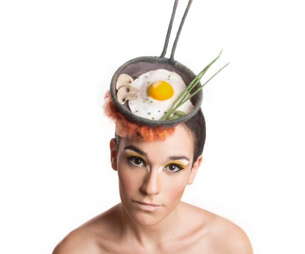 Food Hats: If These Were Edible, I'd Eat My Hat