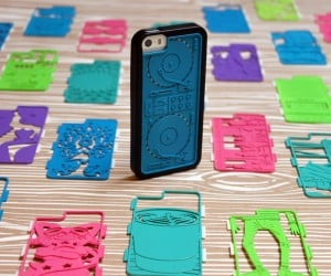 3D-Printed iPhone Cases Express Your Individuality