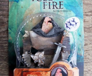 A Song of Ice and Fire Battle Damaged Action Figures: Toys of Wood and Paint