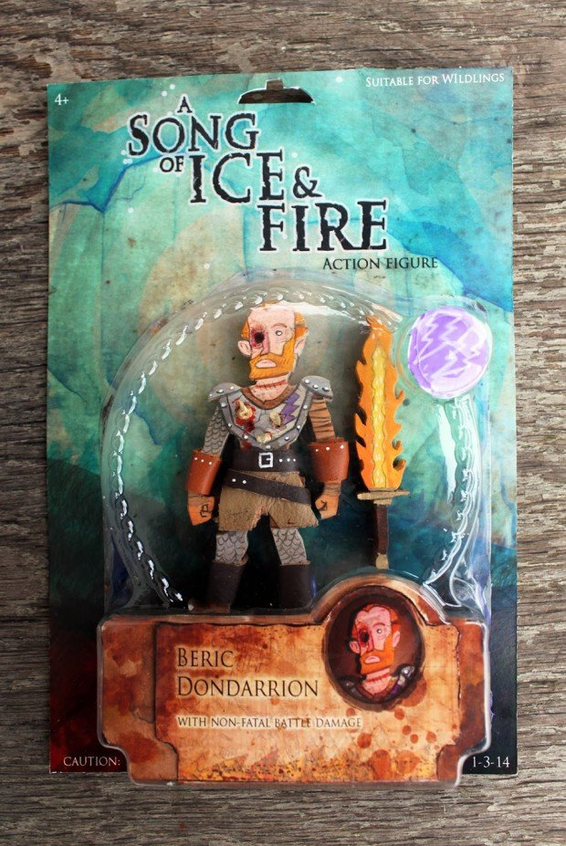 game of thrones a song of ice and fire action figures by mick minogue 5 620x927