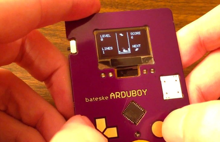 Playable Tetris Business Card Will Get You The Job Technabob