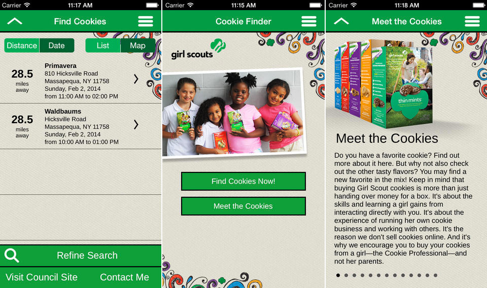 Girl scout cookies types wikipedia free