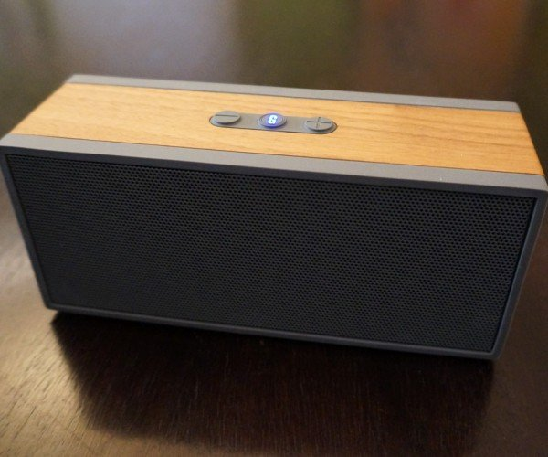 Review: Grain PWS Wood Bluetooth Speaker: Big Boom, Small Box